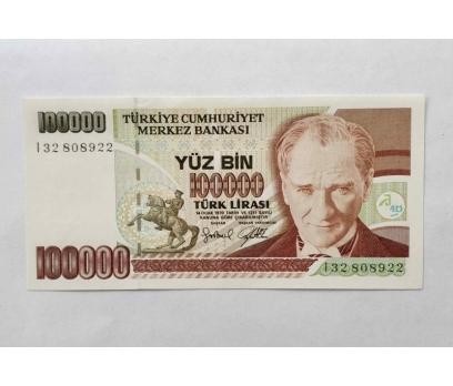 7. EMİSYON 100000 TL. ÇİL RESİMDEKİ