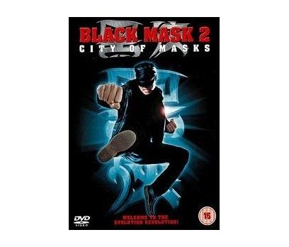 Black Mask 2 City of Masks - DVD