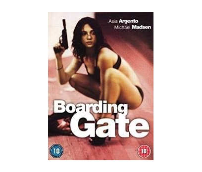 Boarding Gate - DVD