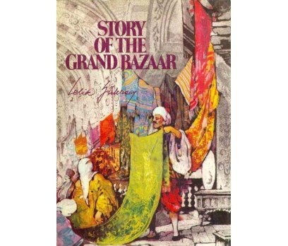 ÇELİK GÜLERSOY STORY OF THE GRAND BAZAAR 1 2x