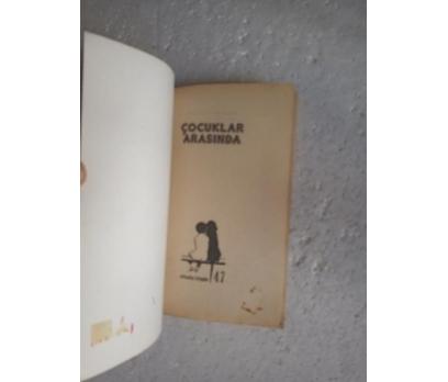 ÇOCUKLAR ARASINDA Dostoyevski Cem Çocuk Kitaplar 2