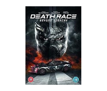 Death Race Beyond Anarchy - DVD