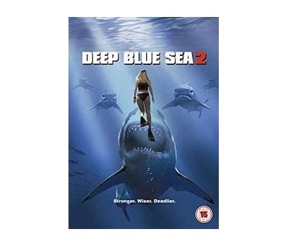 Deep Blue Sea 2 _ 2018 _ DVD _ TR Altyazı