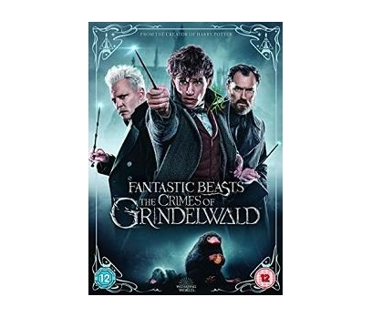 Fantastic Beasts The Crimes of Grindelwald _ 2018