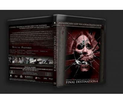 Final Destination 4 Blu-ray