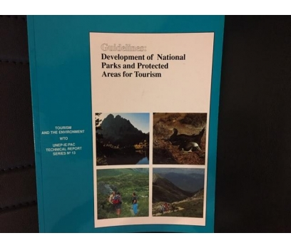 GUIDELINES DEVELOPMENT OF NATIONAL PARKS AND PROTE