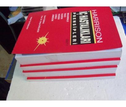 HARRISON İÇ HASTALIKLARI PRENSİPLERİ Braunwald & F 2