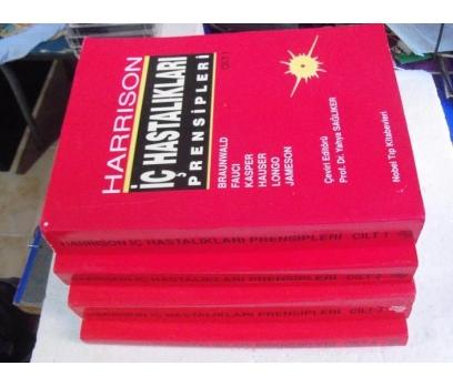 HARRISON İÇ HASTALIKLARI PRENSİPLERİ Braunwald & F 3