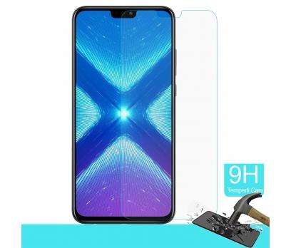 Huawei Honor 8X Temperli Kırılmaz Cam Şeffaf Gerçek Temperli Cam