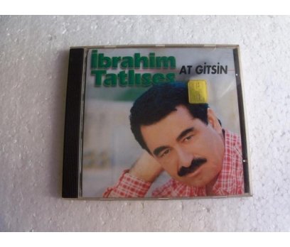 İBRAHİM TATLISES at gitsin CD