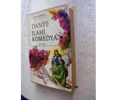 İLAHİ KOMEDYA 2 ARAF / CENNET Dante ALTIN KİTAPLAR