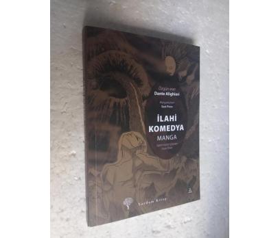 İLAHİ KOMEDYA  - MANGA Dante Alighieri
