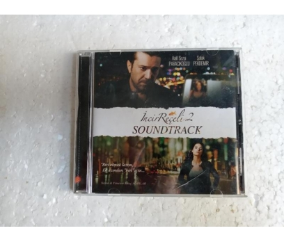 İNCİR REÇELİ 2 soundtrack HA. SEZAİ TAMER ÇIRAY CD