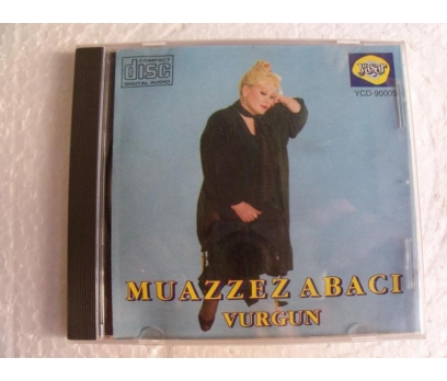 MUAZZEZ ABACI vurgun CD