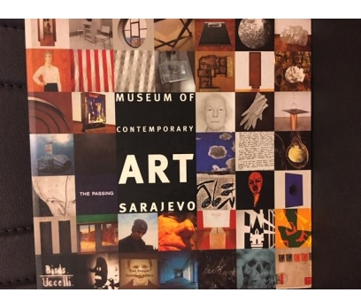 MUSEUM OF CONTEMPORARY ART SARAJEVO- SARAYBOSNA