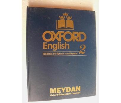 OXFORD ENGLISH İNGİLİZCE DİL ÖĞRETİM ANSİKLOPEDİ 2