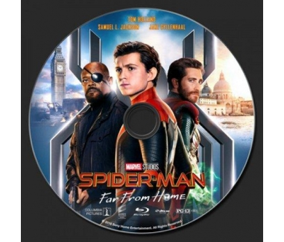 Spider-Man Far From Home 2