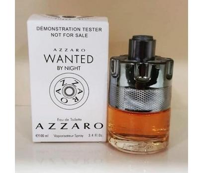 TESTER AZZARO WANDET BY NİGHT EDP 100 ML