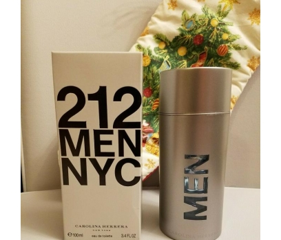 TESTER CAROLİNA HERRERA 212 MEN EDT 100 ML