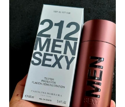 TESTER CAROLİNA HERRERA 212 SEXY MEN EDP 100 ML
