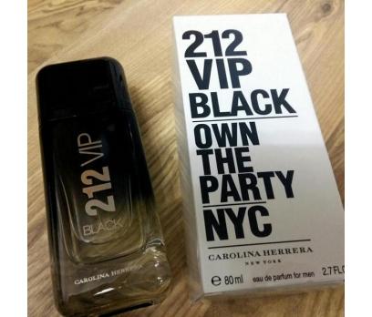 TESTER CAROLİNA HERRERA 212 VİP BLACK HOMME EDP