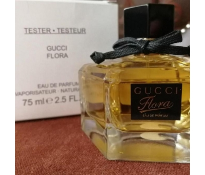 TESTER GUCCİ BY FLORA 2 EDP 75 ML