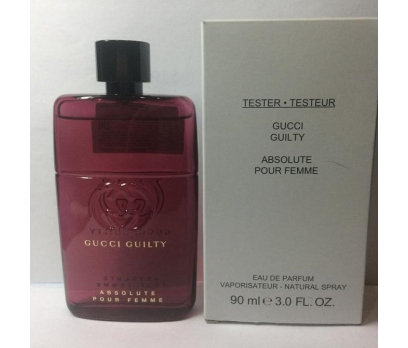 TESTER GUCCİ GUİLTY ABSOLUTE FEMME EDP 100 ML 1