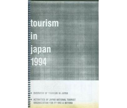 TOURISM IN JAPAN 1994 AN OVERWIEV 1994 YILINDA JAP