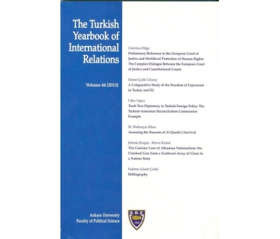 TURKISH YEARBOOK OF INTERNATIONAL RELATIONS 44