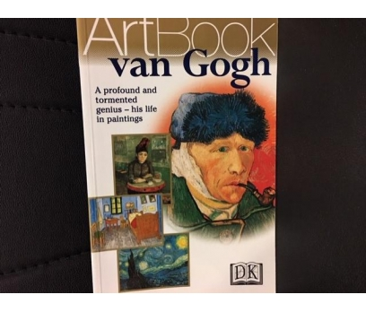 VAN GOGH ART BOOK A PROFOUND AND TORMENTED GENIUS
