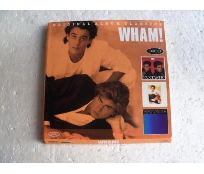 WHAM 3CD George Michael