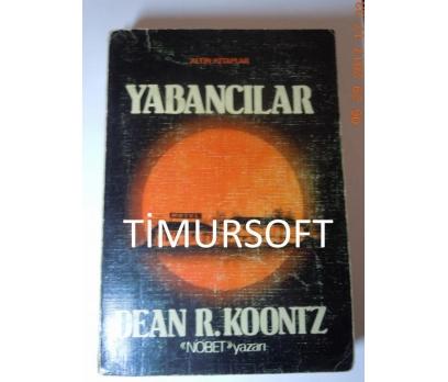 YABANCILAR - DEAN R. KOONTZ  1. BASKI