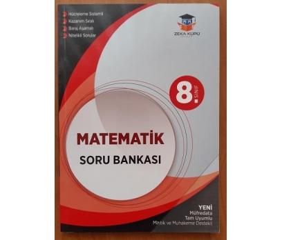 ZEKA KÜPÜ YAYINLARI 8.SINIF MATEMATİK SORU BANKASI