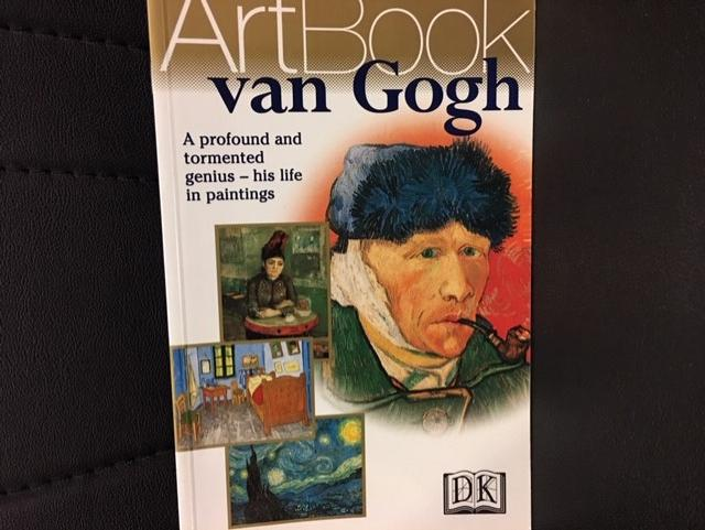 VAN GOGH ART BOOK A PROFOUND AND TORMENTED GENIUS 1