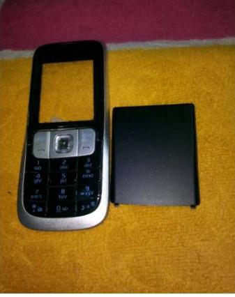 Nokia 2630 Orijinal Kalitede Komple Kapak ve Tuş 1