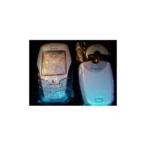 Nokia 6600 Orijinal Sıfır Kapak ve Tuş Takımı Full 1