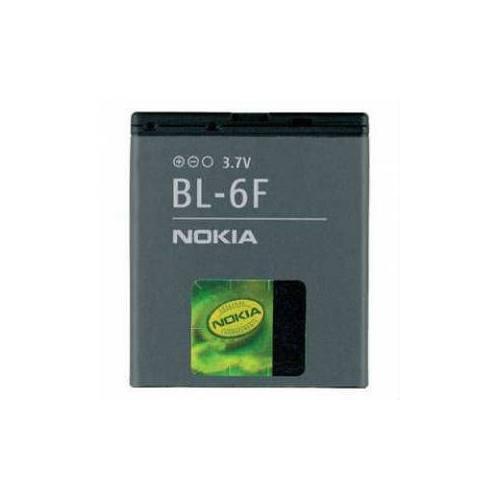 NOKİA BL-6F ORJİNAL SIFIR BATARYA- N95 8GB,N78,N95 1