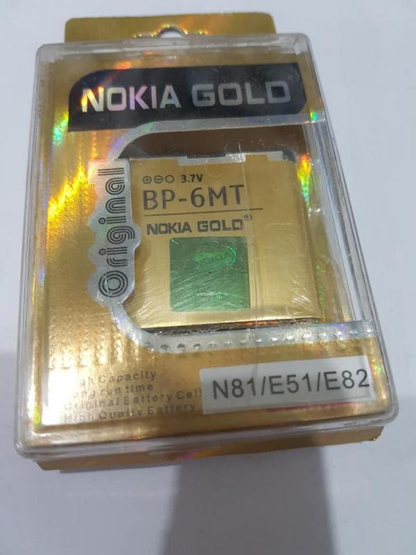 NOKİA BP-6MT %100 ORJİNAL BATARYA..N81,E51,E81... 1