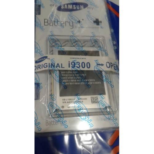 Samsung S3 İ9300,İ9060 Orinal Sıfır Batarya 1