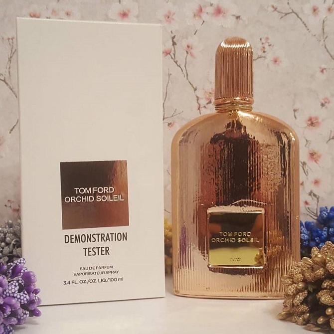 TESTER TOM FORD ORCHİD SOLEİL EDP 100 ML 1