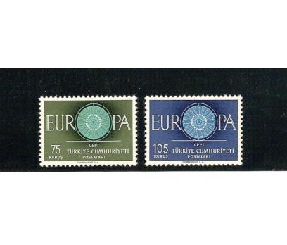 1960 Avrupa-CEPT tam seri (MNH)