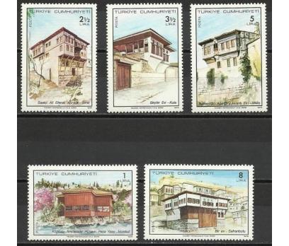 1978 DAMGASIZ TÜRK EVLERİ  SERİSİ