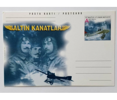 2001 ALTIN KANATLAR TAM TAKIM ANTİYE