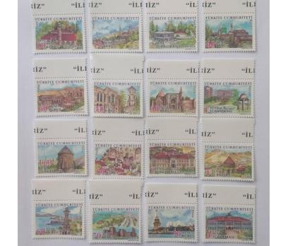 2006 İLLER 11 EYLÜL  3. GRUP TAM SERİ (MNH)