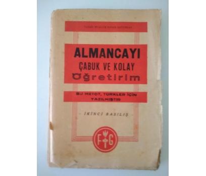 ALMANCAYI ÇABUK VE KOLAY ÖĞRETİRİM - 1953