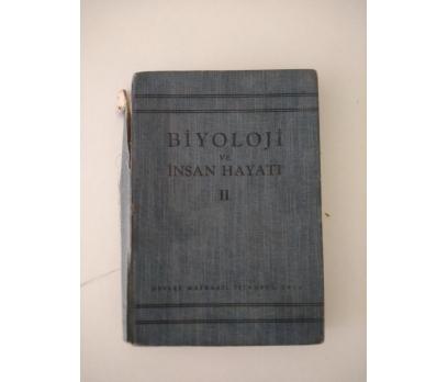 Biyoloji ve İnsan Hayatı 2 (1934)