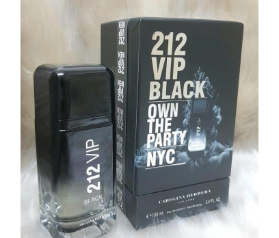 CAROLİNA HERRERA 212 VİP BLACK EDP 100 ML MAĞAZA