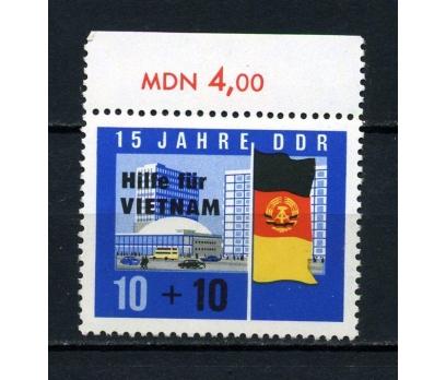 DDR ** 1965 VİETNAM İÇİN YARDIM TAM SERİ (170715)