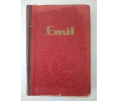 Emile Yahut Terbiyeye Dair - J. J. Rousseau 1943