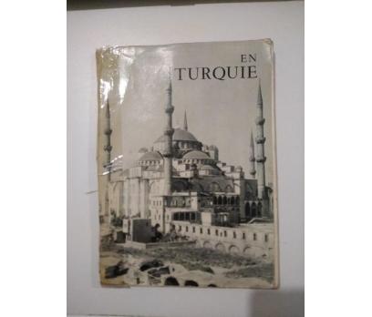 EN TURQUIE ALBERT GABRIEL 1953